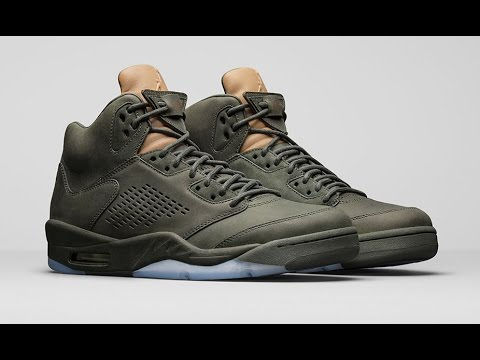 40563dc39356 The Air Jordan 5 Take Flight Gives The Classic A Rugged New Look ...