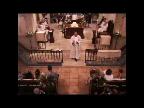 Easter With Father Todd 4-16-17