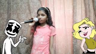 Gambar cover (Music vlog 4) FRIENDS by Ann Marie and marshmallow cover