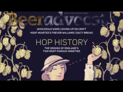 BeerAdvocate magazine #110 (March 2016) - Preview