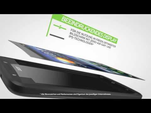 Acer Liquid E700 deutsch