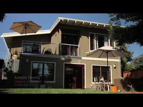 Amato Family Goes Solar with SunPower