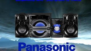 Lançamento 2014 - Mini System Panasonic SC-VKX95