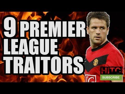 9 Premier League TRAITORS