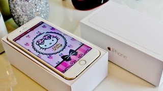 Iphone 6 Plus Unboxing - 16GB (GOLD)