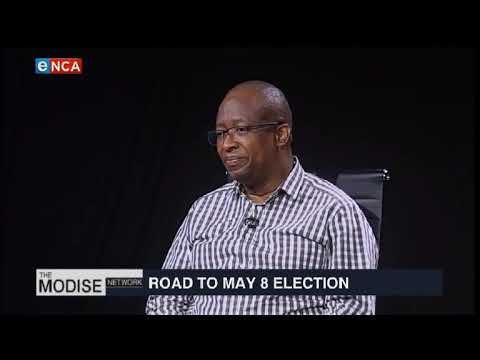 The Modise Network   Road to May 8 Election   23 March 2019