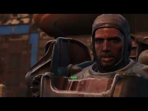 "Fallout 4, Fire Support ""Check your fire, we got hostiles"" bug work around PS4"