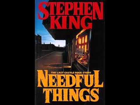 Needful Things - 20 Second Book Review
