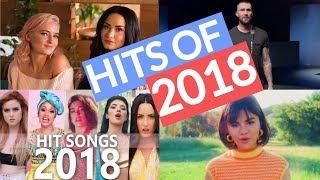 HITS OF 2018 - Mashup Of Popular Songs (MEGAMIX)