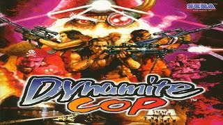 Dynamite Cop - Misson 1 - Dreamcast Longplay (1080p 60fps)