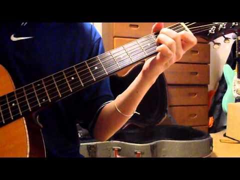 耳TAB] Taylor Swift   12   sad beautiful tragic [guitar chord]