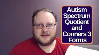 Autism Spectrum Quotient Form | Sheepdog Says