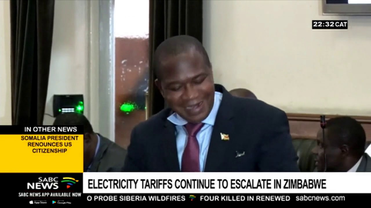 Zimbabwe's electricity tariffs continue to escalate: Mthuli Ncube