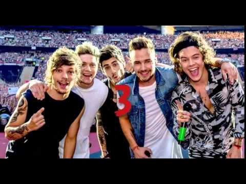 One Direction TOP 10 Best Music Videos