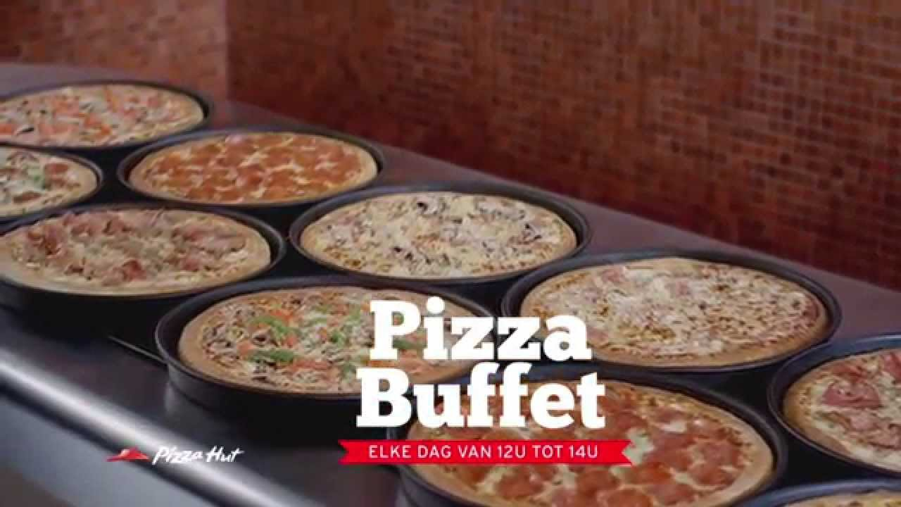 When does pizza hut have a buffet