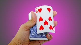 5 AMAZING CARD TRICK  - BEST CARD TRICKS TO LEARN
