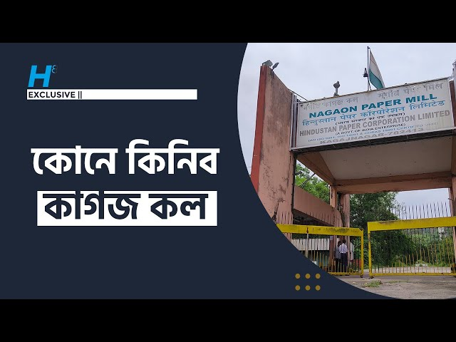 Paper Mill || Nagaon Paper Mill || কোনে কিনিব কাগজ কল?