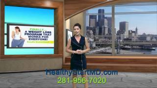Physician Supervised Weight Loss Program in Houston Texas