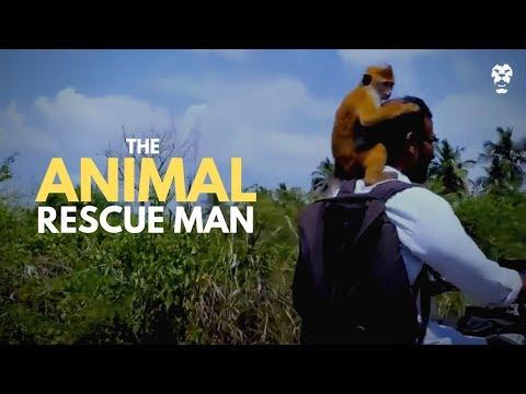 The Animal Rescue Man