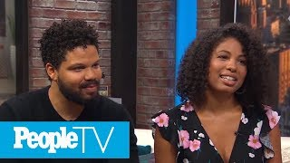Jussie Smollett's Siblings Reveal He 'Has A Lot In The Works' After Hate Crime Scandal | PeopleTV