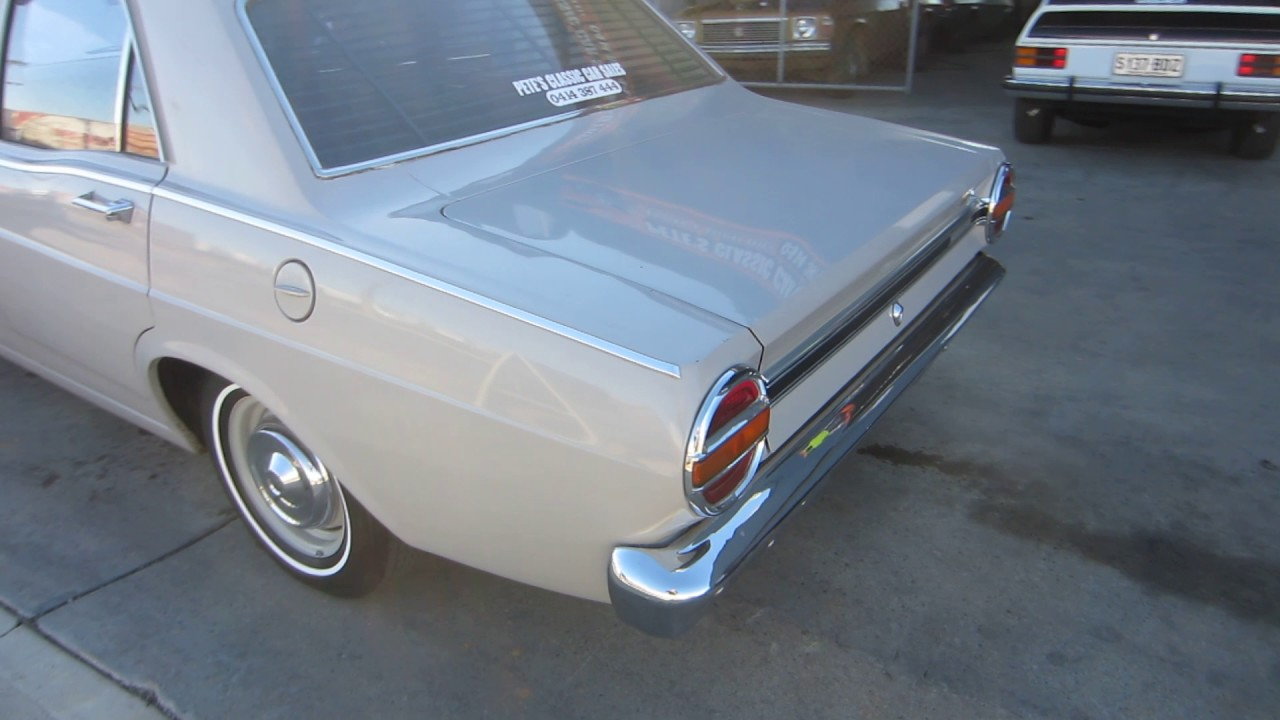 1969 Ford XT Falcon SOLD, more in stock