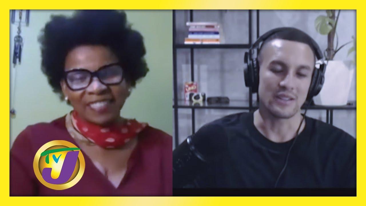 Emile Steenveld & Diana Morgan-Burgess: TVJ Smile Jamaica – August 14 2020