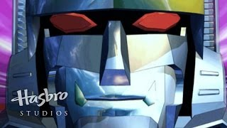 Transformers: Cybertron - We Are Robots in Disguise