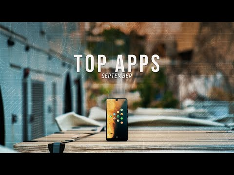 Top Android Apps! (September 2018)