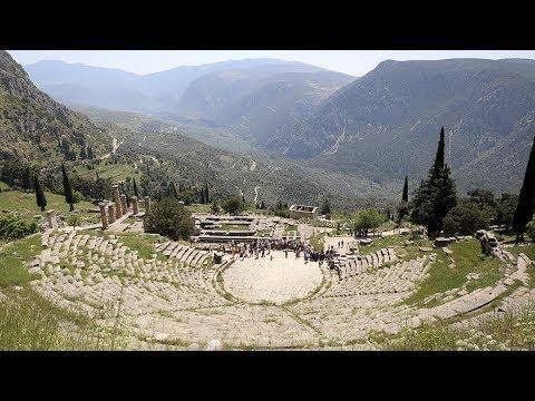 The Delphi - Greece