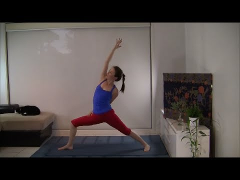 hatha yoga for sustained energy  hips core legs and
