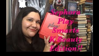 Sephora Play Smarts K Beauty Edition!!!
