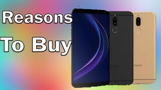 Honor 9i   8 Reasons To Buy