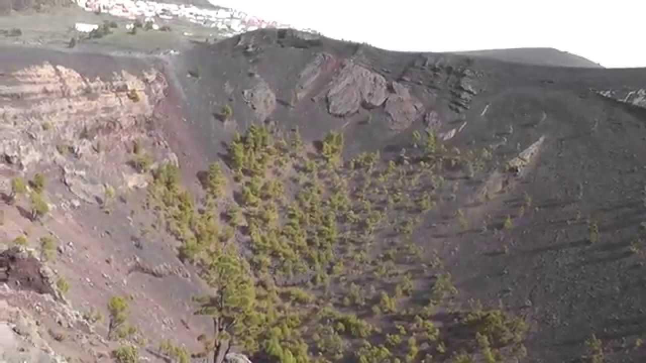 Vulkan Kanaren