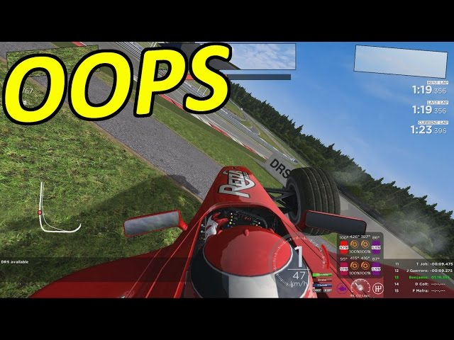 INCREDIBLE V10 SOUND: Automobilista Gameplay F1 Car!