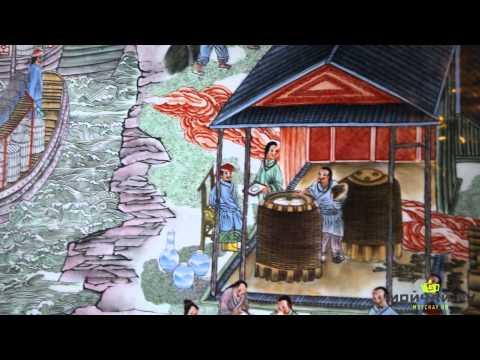 Путешествие в Цзиндэчжэнь. Китайский фарфор. 景德镇 Jingdezhen