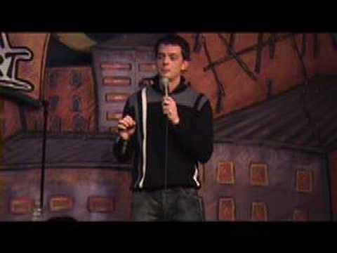 """Myspace Girlfriend"" - Standup Clip - Jay Malone"