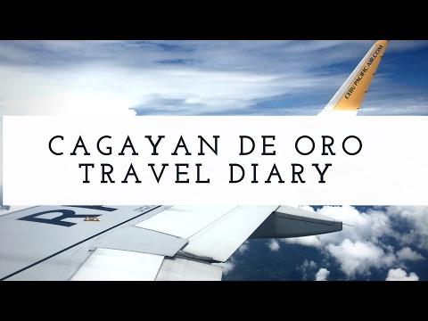 CAGAYAN DE ORO TRAVEL DIARY