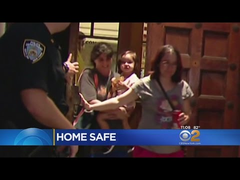 Girl Safe After Kidnapping
