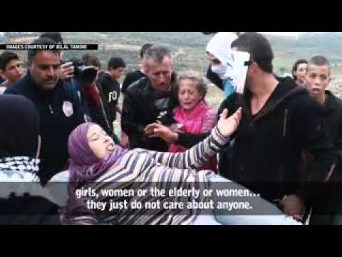 Occupied Palestinian Territories: The village of Nabi Saleh