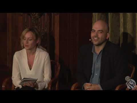 Roberto Saviano And Jon Lee Anderson | 9-13-2018 | LIVE From The NYPL