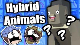Hybrid Animals - Steam Train