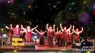 Bachata coreo Irene Dance balli di gruppo choreographic bailes solidarietà Notte D'Arte