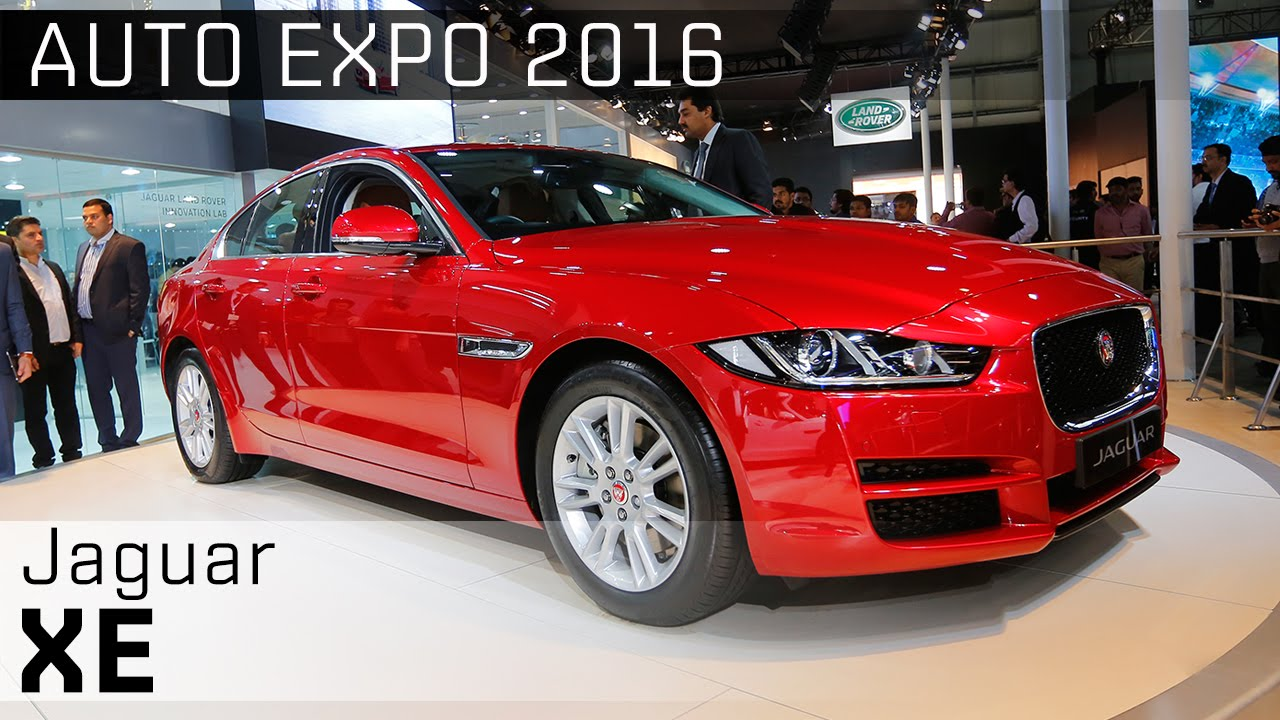 auto expo 2016 jaguar launches its performance sedan xe zigwheels forum. Black Bedroom Furniture Sets. Home Design Ideas