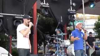 "Los Kome Kome - ""Como Baila mi Gitana"". Concierto en Coslada 16.05.2014"