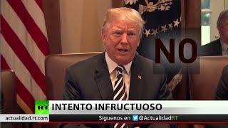 Trump Si es necesario el Ejrcito de EEUU est listo para responder a Pionyang