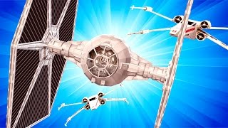 How to be a Pro Pilot! Star Wars Battlefront PC Tips and Tricks