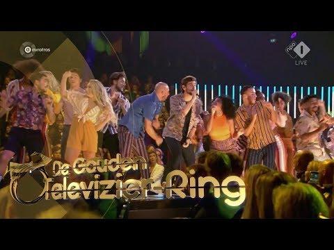 Alvaro Soler   Gouden Televizier-Ring Gala 2018