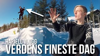 WINTER WONDERLAND - Hafjell Vlogg