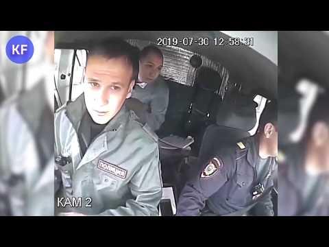 ПОГОНЯ И ДРАКА: В Казани поймали наркодилера на каршеринге