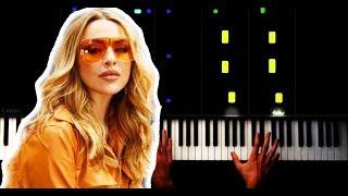 Hadise - Geliyorum Yanına - Piano by VN Resimi